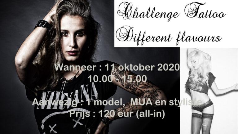 tattoo challenge